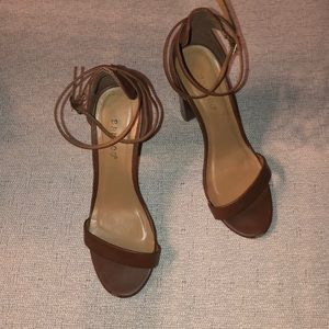 BAMBOO Shoes - Bamboo Thick Heels